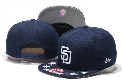 MLB San Diego Padres Stitched Snapback Hats 004
